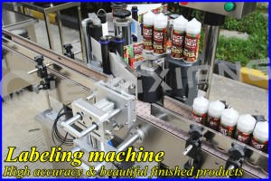 Chubby gorilla bottle filling machine,e-liquid filling machine