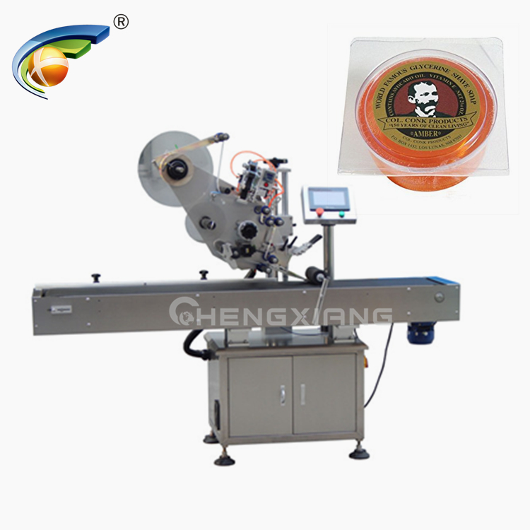Automatic top side labeling machine Featured Image