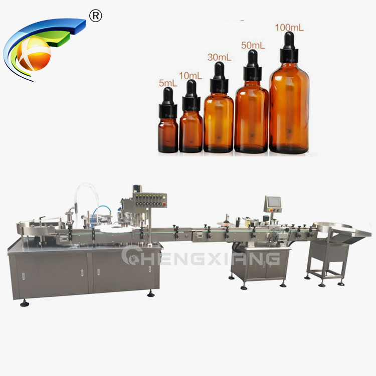 Factory price essential oil filling machine Featured Image
