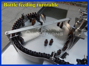 Factory price essential oil filling machine