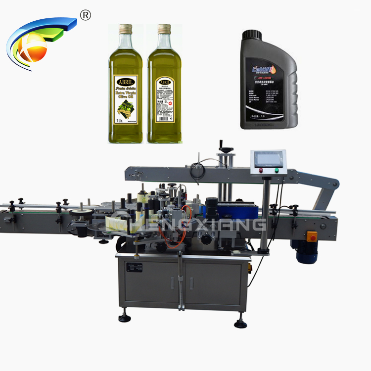 Automatic double sides labeling machine Featured Image
