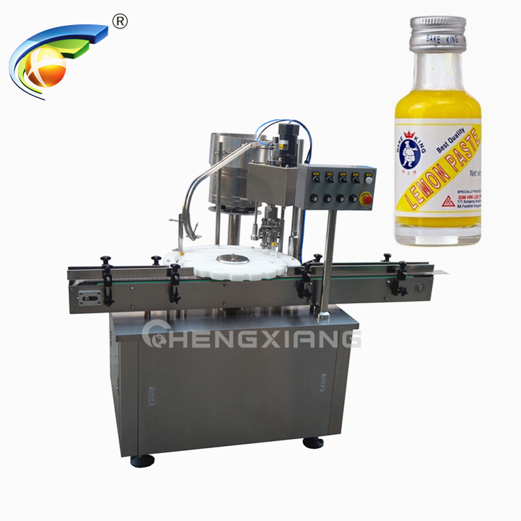 Automatic screw capping machine Featured Image