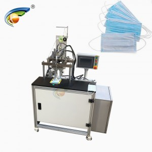 CE Certificate ultrasonic welding machine for surgical face mask earloop