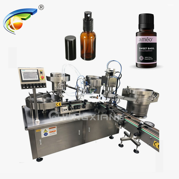 Spray filling machine Featured Image