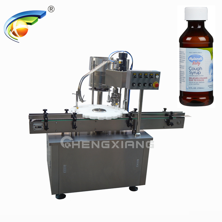 Automatic ropp capping machine Featured Image