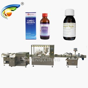 Automatic syrup filling machine,bottle washing filling capping machine