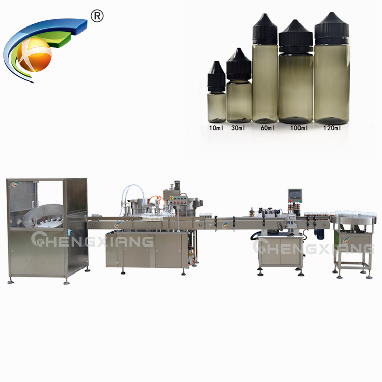 V3 version chubby gorilla bottle filling machine,30ml e-liquid filling machine Featured Image