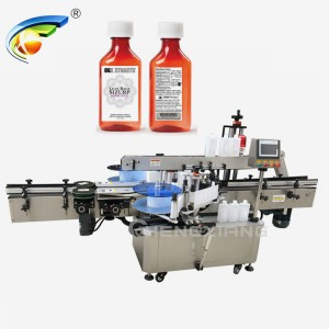 300b/m Round / Square / Flat Bottle Labeling Machine